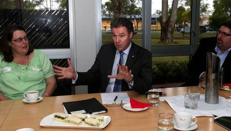 Minister pledges to end TAFE uncertainty - Bayside Bulletin | TAFE Vocational Education and Training | Scoop.it