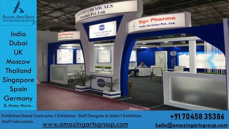 Exhibition Stall Manufacturer In Chennai : Exhibition stall designer constructor scoop