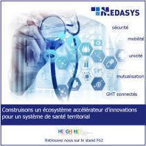Télémédecine en ophtalmologie, un projet d'envergure lancé par l'AP-HP • DSIH | Santé Connectée | Scoop.it