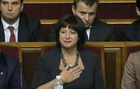 UKRAINE: Une américaine nommé ministre des Finances ' Histoire de la Fin de la Croissance ' Scoop.it