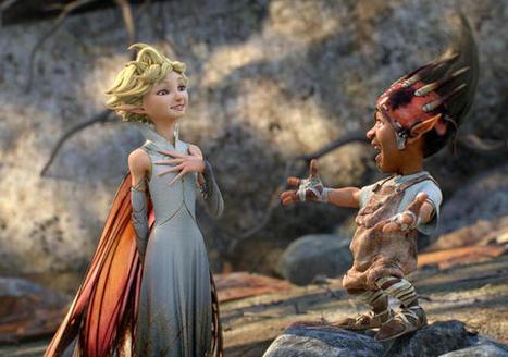 Watch: Trailer For Animated Musical 'Strange Magic' Written By George Lucas | Le cinéma, d'où qu'il soit. | Scoop.it