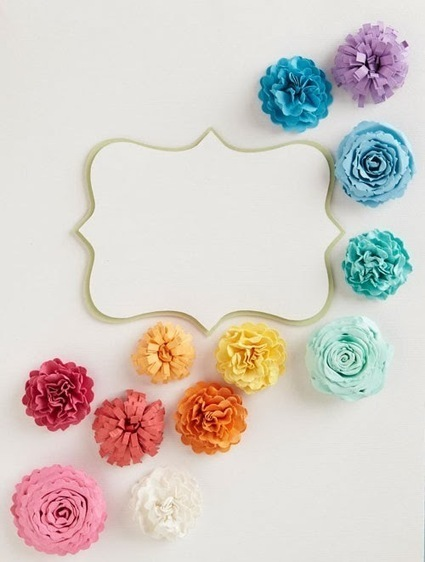 5 Cool Paper Crafts Ideas That Wonderful And Ea