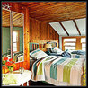 Bedroom Decorating: A Cozy Beach Retreat