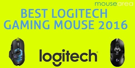 Logitech Gaming Mouse | Gaming mouse pad | Scoop.it