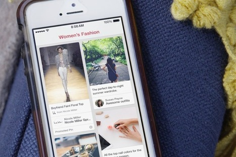 Pinterest To Launch New Ad Targeting And Conversion Tracking Features    TechCrunch   Pinterest Stats, Strategies + Tips   Scoop.it