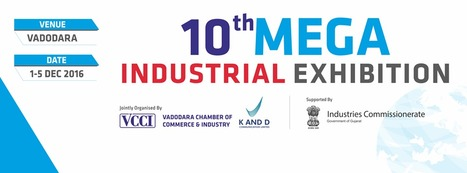 Vadodara Chamber to hold industrial expo from Dec 1