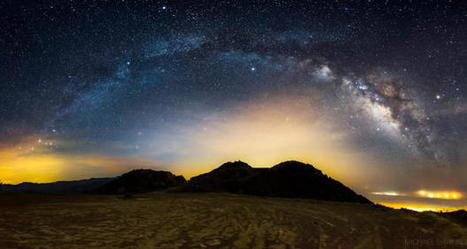 Most Amazing Time Lapse Video of Milky Way Ever Made. | Amazing | Scoop.it