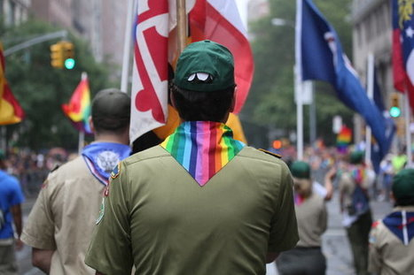 Boy Scouts Are Poised to End Ban on Gay Leaders | Gay News | Scoop.it