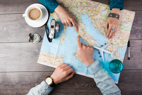 Voyageurs connectés : les tendances 2016 - Blog du Modérateur | Tourisme et Formation | Scoop.it