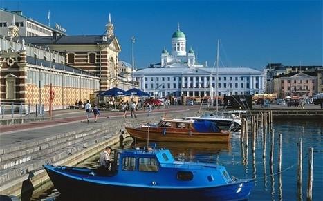 Visit Helsinki and Tallinn on a twin-city break - Telegraph | Finland | Scoop.it
