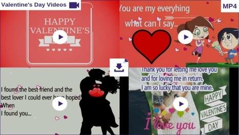 Valentine Day Videos Download 2019 Valentine D
