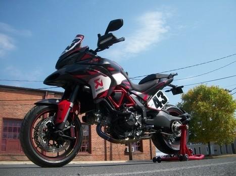 duc-pond-motosports Multistrada build photo gallery   Ductalk Ducati News   Scoop.it