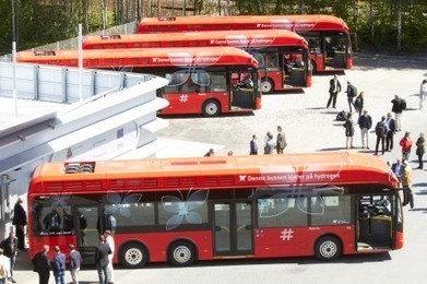 HyER » Oslo fuel cell buses in ordinary operation | R.E.S Renewable Energy Sources | Scoop.it
