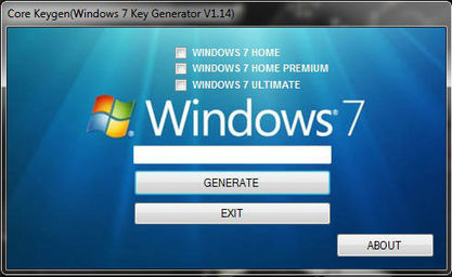 keygen for windows 7 32 bit