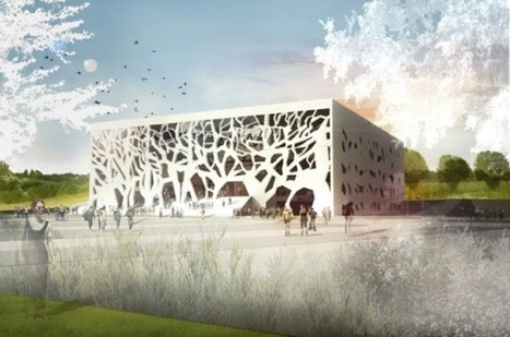 Bernard Tschumi To Design First Project In Italy!   The Architecture of the City   Scoop.it