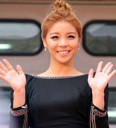 Queen Ailee to release a new album this January! | Japanese and Korean Entertainment | Scoop.it