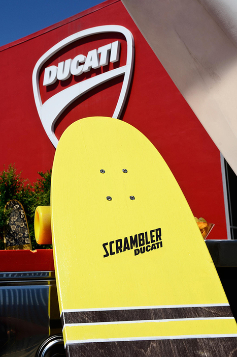 Ducati Scrambler to debut at WDW2014 for the Ducati community | Motorcycle Industry News | Scoop.it