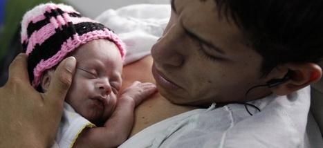 Les nouveaux pères ne sont pas des gens fabuleux   Parentalité   Scoop.it