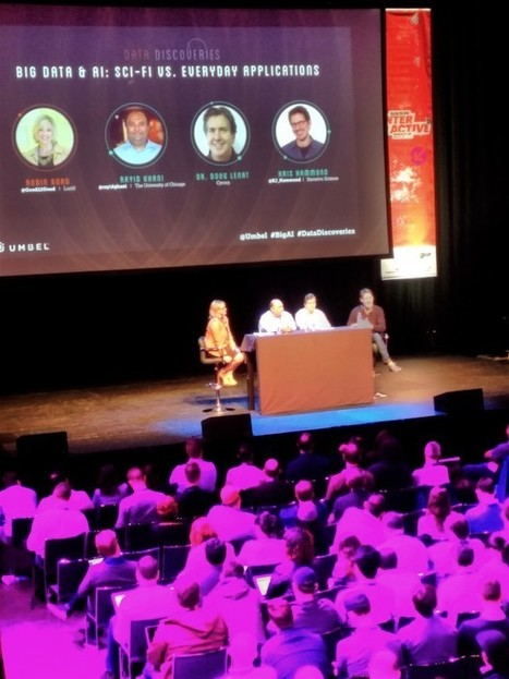 The Future of AI at SXSW | Los Storytellers | Scoop.it