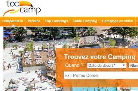 Easyvoyage rachète le comparateur de campings Toocamp | Emarketing & Tourisme | Scoop.it