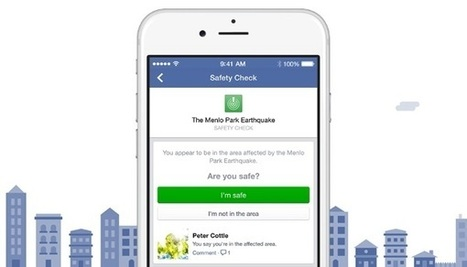 Safety Check : Facebook permet aux internautes de l'activer | Environnement Digital | Scoop.it