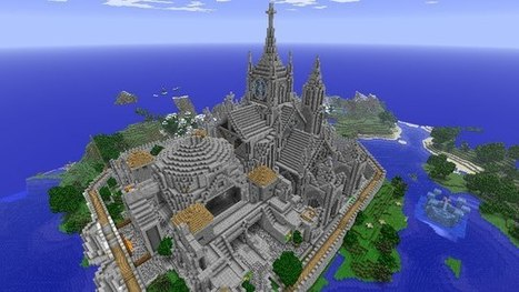 Minecraft In Education: How Video Games Are Teaching Kids   The Business of Video Games   Scoop.it