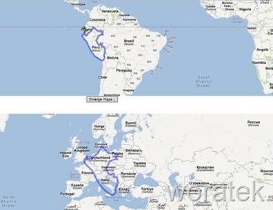 MAPfrappe, compara dimensiones de países y ciudades directamente en mapas de Google Maps | CEREGeo - Geomática | Scoop.it