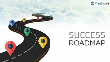 Success Roadmap Prezi Template   Prezibase   Pr...