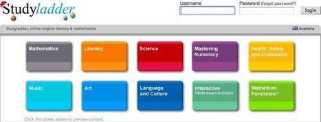 Studyladder, online english literacy & math...