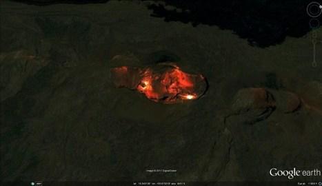 Exploring Mauna Loa in Google Earth | Google Earth Blog | Geotechnobabble | Scoop.it
