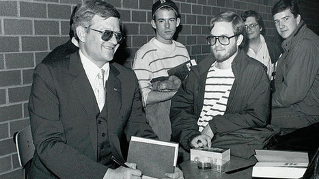 Author Tom Clancy dead at 66 | The Raw Story | Prozac Moments | Scoop.it