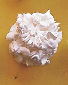 Baked Meringue Bouquet - Martha Stewart Food | new baking ideas | Scoop.it