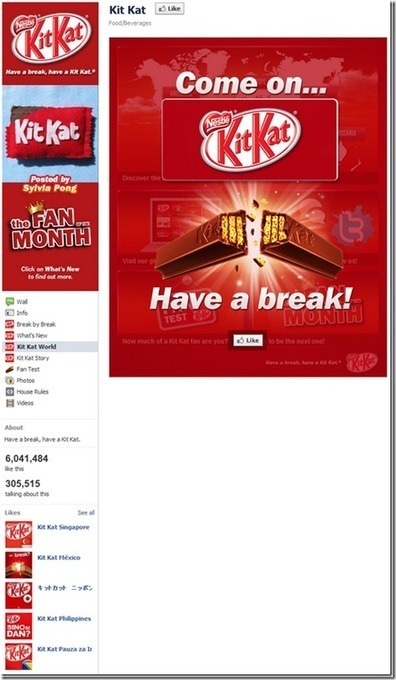 Facebook Fan Page Design | Facebook - Good or Bad thing to play | Scoop.it