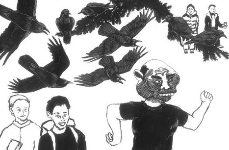 How Crows Recognize Individual Humans, Warn Others, and Are Basically Smarter Than You | A Sense of the Ridiculous | Scoop.it