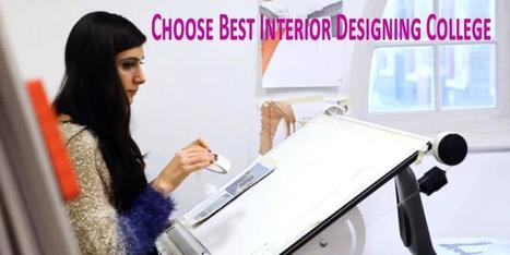 How To Select The Best Interior Designing Colle