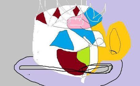 DIBUJOS DIGITALES: 9 horas y un café por @Arte Useros | Reflejos | Scoop.it