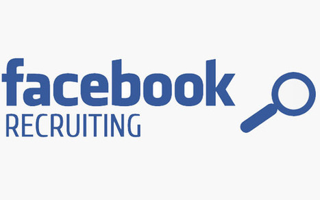 How to Recruit with Facebook | Optometry ePractice Management | Scoop.it