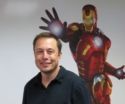 Elon Musk took the futuristic gesture interface from Iron Man and made it real | TRIZ et Innovation | Scoop.it