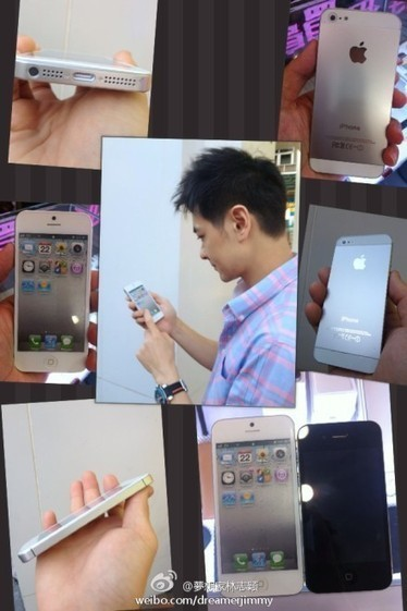 Taiwanese pop star whips up a frenzy after posting images of his 'iPhone 5′ to China's Twitter | #liquidnews: mobile lifestyle | Scoop.it