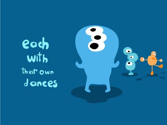Monster Moves | Apps voor kinderen | Scoop.it