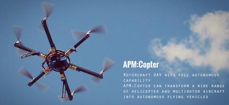 ArduCopter | Multirotor UAV | Drone | Scoop.it