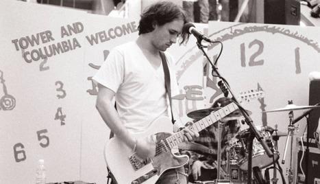 Un album inédit de Jeff Buckley avec des reprises de Led Zeppelin et des Smiths | Paper Rock | Scoop.it