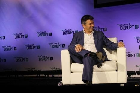 Google And Uber Chiefs Discuss The Future Of Transportation | Things to come | Scoop.it