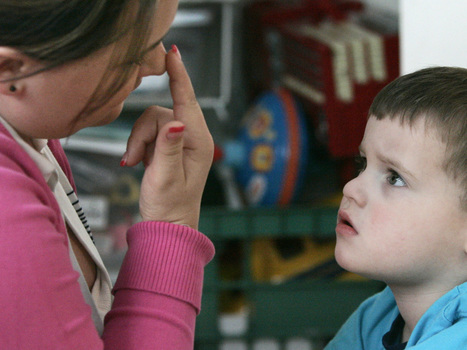 The Human Voice May Not Spark Pleasure In Children With Autism - NPR | Assistive Technology (ATA) | Scoop.it