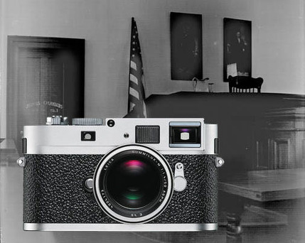 Leica M: The Standard for Silent Shutters in United States Courtrooms - PetaPixel - PetaPixel | Leica M Photography | Scoop.it