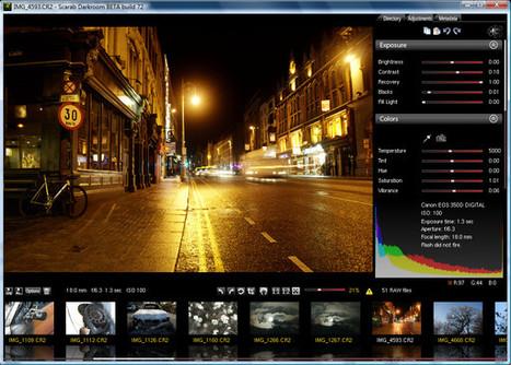 Modificare Immagini Convertendole da RAW in JPEG: Scarab Darkroom | EditareImmagini | Scoop.it