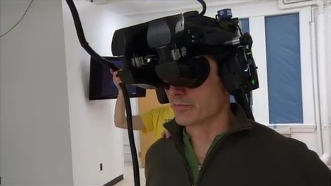 """UMaine Students Show Off """"Virtual Reality"""" - Bangor, Maine News, Sports, and Weather - WABI TV5   Immersive Virtual Reality   Scoop.it"""