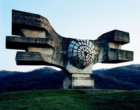 Photos of Abandoned and Mysterious Yugoslavian Monuments | Photography Matters | Scoop.it