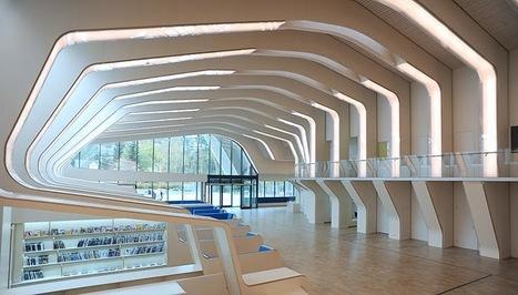 Bibliotheque de Vennesla - Architecture | BiblioLivre | Scoop.it
