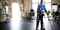 Advanced exoskeleton promises more independence for people with paraplegia | Exoskeleton Systems | Scoop.it